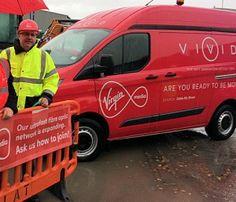 Virgin Media UK Extends 300Mbps Broadband to 22,000 Premises in Carlisle, Cumbria