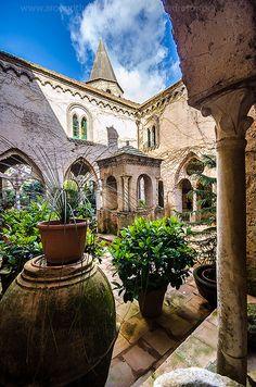 Villa Cimbrone - Ravello, Italy, province of Salerno Campania   Amalfi Coast