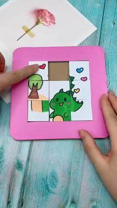 Best Activity for Kids Space Games For Kids, Puzzle Games For Kids, Puzzles For Kids, Activities For Kids, Diy Crafts For Home Decor, Diy Craft Projects, Diy For Kids, Crafts For Kids, Puzzle Crafts