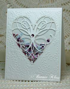 La Rue Shaker card by Bonnie Klass
