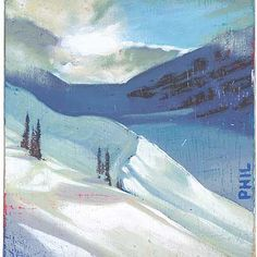 Back Country by #i2iart #illustrator ©phil