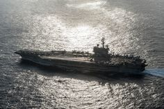 USS Ronald Reagan transits the Philippine Sea. | by Official U.S. Navy Imagery