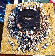 HOBBY TUTORIAL: Painting Black Marble | Wargames, Warhammer & Miniatures News: Bell of Lost Souls