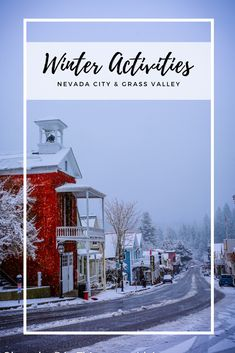 Winter camping at the Inn Town Campground, Wild and Scenic Film Festival, Nevada City Mardi Gras events, Valentine's Day and more! Winter Hiking, Winter Camping, Go Camping, Indoor Climbing Gym, Family Glamping, Hiking Club, City Events, Go Skiing, Grass Valley