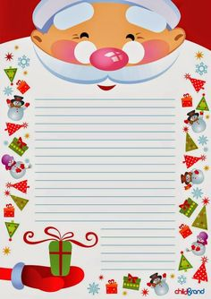 Templates for Christmas letters Christmas Frames, Christmas Paper, Christmas Time, Christmas Cards, Merry Christmas, Christmas Letters, Christmas Card Background, Illustration Noel, Christmas Stationery