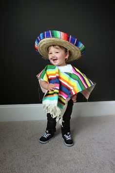 mariachi singer! love and lion: DIY HALLOWEEN COSTUMES FOR LITTLES