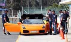 Groupon - Supercar Driving Experience for One Person from R2 199 at Dezzi Raceway (50% Off) in Dezzi Raceway. Groupon deal price: R 2,199