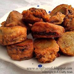 Stuffed And Fried Potato Wedges (Mbatan Batata) Recipes — Dishmaps