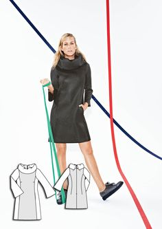 Long Sleeve Dress 09/2015 #109B
