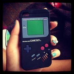 My game boy iPhone 4s case