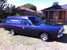 Valiant rare sports pack drifter van (Australian). Aussie Muscle Cars, Australian Cars, Cool Vans, Dodge Chrysler, Year 2016, Custom Vans, All Cars, Station Wagon, Car Car
