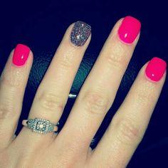 Modelo de uñas para lucy