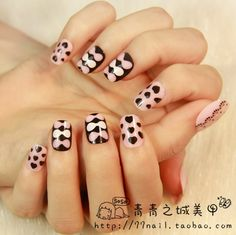 Aliexpress.com : Buy Free shipping,Japanese Style Kawaii fake nails,cute bowknot short design false nail,double sided adhesive for free on Jessie's shop. $6.79