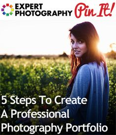 5 Steps to Create a Professional Photography Portfolio