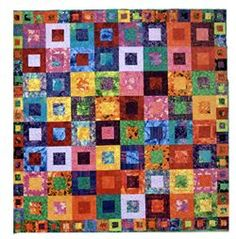 Colorful Quilts A Journey Through Fabric by Cynthia LeBlanc Regone