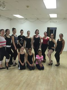 Master Class with Michelle Bruckner The Ballet Center, Ronkonkoma, NY