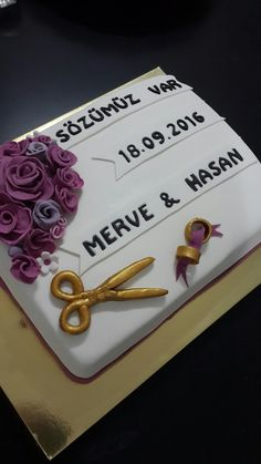 Weddingcake sözpastasi nişanpastası Wedding Themes, Wedding Photos, Wedding Dresses, Country Wedding Cakes, Cake Wedding, Haunted House Cake, Different Kinds Of Cakes, Engagement Cakes, Paper Crafts