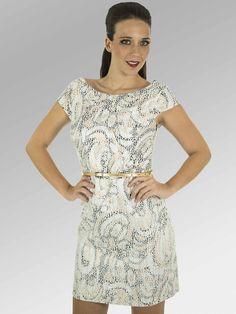 Vestido Lumah #moda #lino #FW2014 www.abito.com.mx
