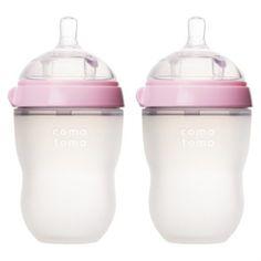 Comotomo Bottles (2-pack) - Free Shipping on orders over $49 - Rightstart.com