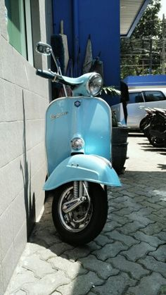 Lovely Vespa