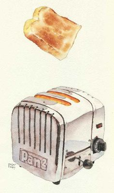 toast....great, now im hungry