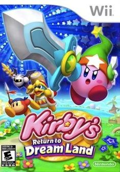 My stink'in dad traded in all the consoles we had for the stupid ps4 even the Wii I have played the game at my friend's house it's a great game ever since I played kirby's epic yarn I have been a kirby fan!