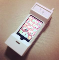 This is probably one of the best phone cases i have ever seen- this would be awesome to have!