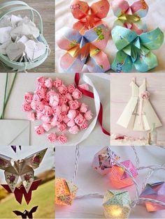 Wedding Philippines - Origami Wedding Decor Ideas 01