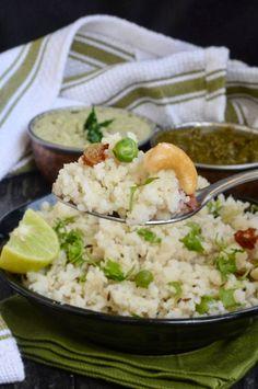 Vrat ka Pulao is a dish made using sama ke chawal or Barnyard millet which is a gluten Free grain and can be had as Falahar for Vrat.