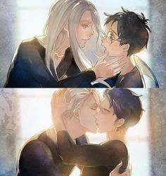 Viktor and Yuuri | Yuri!!! On Ice