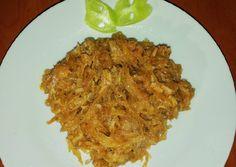 Toroskáposzta, ahogy mi szeretjük😉 | Oláhné Gál Tímea receptje - Cookpad receptek Spaghetti, Ethnic Recipes, Food, Eten, Meals, Noodle, Diet