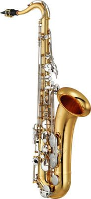 Standard Tenor Saxophone - Gold Lacquer - Long & McQuade - Best Selling Gifts For Musicians - Yamaha