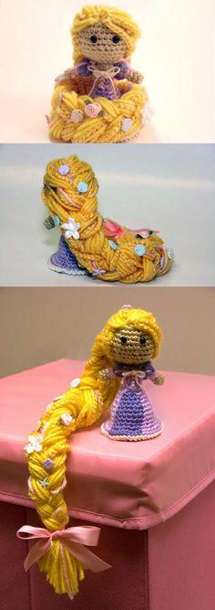 Found at Amigurumipatterns.net So freaking cute!