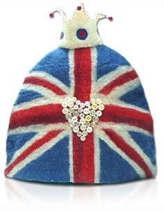 Knitting Pattern For Union Jack Tea Cosy : Union Jack on Pinterest Union Jack, Tea Cosies and Flags