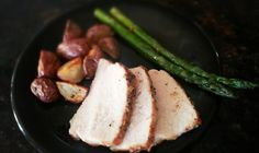 Pork Tenderloin, seared and steam roasted - Ninja Cooking System Recipes