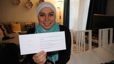 Syriske Sarah skal møte kongen - l-a.no