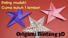 New video by SLOWMOM on YouTube Origami, Channel, Make It Yourself, Youtube, Kids, Young Children, Boys, Children, Children's Comics