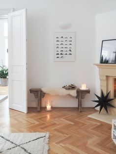 FROHE WEIHNACHTEN! - traumzuhause Home Design, Nordic Design, Interior Design, Lofts, Berry Alloc, Christmas Deco, Xmas, Contemporary Style, Interior Inspiration