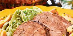 Párolt marhalapocka pisztáciás almamártással Food, Cilantro, Essen, Meals, Yemek, Eten