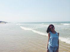 Oostende. North sea