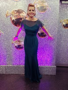Darcey Bussell - Strictly Come Dancing 2014 - Week 2