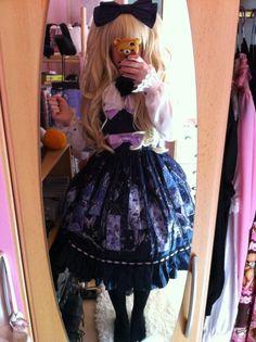 #gothic #lolita