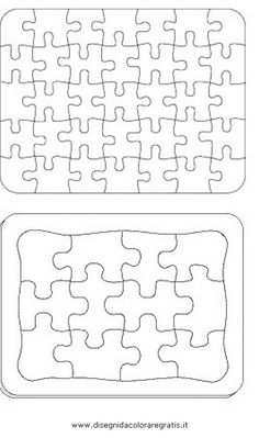 Classroom Management - I can see so many uses for blank puzzles in group or individual counseling Group Counseling, Counseling Activities, Therapy Activities, School Social Work, Art School, Therapy Tools, Art Therapy, School Psychology, School Counselor