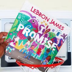 Just a kid from Akron, Ohio, who is dedicated to uplifting youth everywhere, LeBron James knows the key to a better future is to excel in school, do your best, and keep your family close. I Promise is a lively and inspiring picture book that reminds us that tomorrow's success starts with the promises we make to ourselves and our community today.  📸 @helpingkidsrise Akron Ohio, Nba Champions, Do Your Best, Picture Books, I Promise, Lebron James, Cool Pictures, Youth, Success