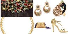 """""""Bride To Be- Yami Gautam"""" Awesome list on #clutches #sarees by @Meghan Mazzola.vij0gmail.com #fashion"""