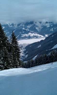Being with my family & skiing the slopes in Zell am See, Austria was by far my favourite holiday destination yet! Zell Am See, Banff, Holiday Destinations, Favorite Holiday, Austria, Places Ive Been, Skiing, Mountains, World