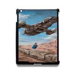 The Time Job Firefly Doctor Who TATUM-11033 Apple Phonecase Cover For Ipad 2/3/4, Ipad Mini 2/3/4, Ipad Air, Ipad Air 2
