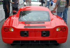 From CarBuyingTips.com: Nice view of Factory 5 #Supercar from behind.  #supercar #factory5 #barrettjackson #barrettjacksonauction #barrettjacksonpalmbeach Barrett Jackson Auction, Supercar, Nice View, Palm Beach, Cool Cars