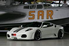 #Ferrari F430 by Novitec Rosso