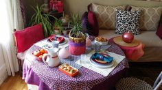BOHEMIAN LIVING AND OTHER THINGS: Venez donc prendre le brunch ! It's a brunch time ...